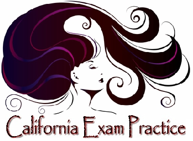 Barber Question : 75 Free California CA Cosmetology Exam Practice Test Questions